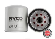 Ryco Oil Filter FOR Toyota Land Cruiser 98-2007 100 Series 4.7 V8 (UZJ100) Z418