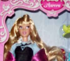 DISNEY Aurora Sleeping Beauty Deluxe Singing Doll - 11''  NIB