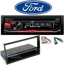 JVC CD Player In-dash Receiver Stereo w/ MP3/WMA/Aux For 1997-1998 Ford F-150