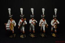 Petits soldats français, echelle 1:32 (60mm)