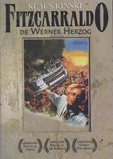 DVD - Fitzcarraldo De Werner Herzog NEW Klaus Kinski FAST SHIPPING !