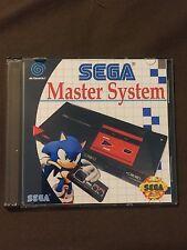 SALE! Sega Master System Emulator Custom Sega Dreamcast Game. Over 600 Games!