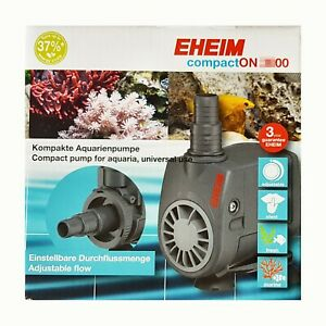 EHEIM COMPACT ON AQUARIUM PUMP (300, 600, 1000, 2100, 3000)