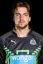 Football Photo>TIM KRUL Newcastle United 2014-15