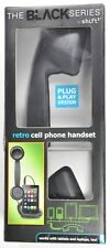 New listing Retro Cell Phone Handset The Black Series By Shift 3 Tablet Laptop 1647915