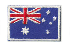 Écusson badge patche petit patch thermocollant Australie 45x30 mm