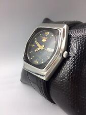 Seiko 5 Automatic Day Date 6309-5820 Vintage Herrenuhr 17 Jew. läuft einwandfrei