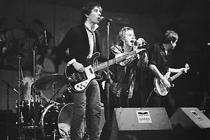 Sex pistols music band Glossy Photo print A4 or A5 size