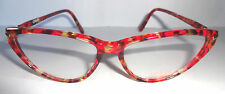 GLASSES VINTAGE MADE IN ITALY OCCHIALE VISTA UNISEX LUNETTES L'AMY NADIA 6404