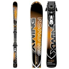 NEW Salomon X-Wing 6 Skis 165cm + Salomon LZ9 Bindings / BRAND NEW / XWing 6