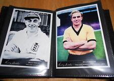 BILLY WRIGHT FOOTBALL PHOTO ALBUM (WOLVES/ENGLAND)