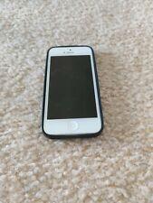 Apple iPhone 5 - 64GB - White & Silver (Verizon) A1429 (CDMA + GSM)