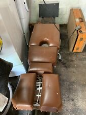 Barnes Hi Lo Chiropractic Table With Pelvic Drop Used Amp Good Condition