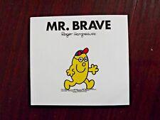 Mr Brave by Roger Hargreaves 1990 Paperback