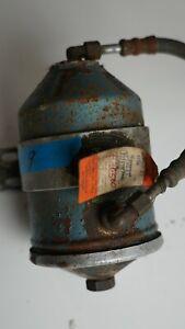 Ölfiltergehäuse Nebenstrom für Porsche 356/912 und VW Käfer (Tuning) gebraucht