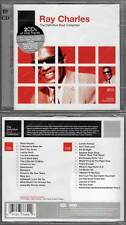 "RAY CHARLES ""The Definitive Soul Collection"" (2 CD) 2006 NEUF"