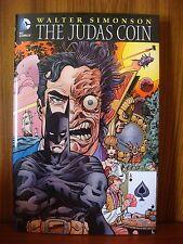 The Judas Coin - Walter Simonson DC 2012 1st Printing HC w/DJ - Batman/Joker