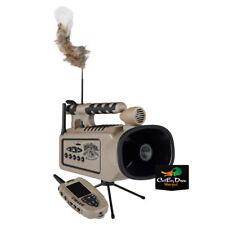 LUCKY DUCK REVOLT DIGITAL E-CALLER W/ MOTION DECOY COYOTE FOX SNOW GOOSE CALL