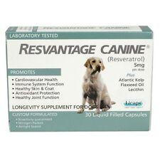 Resvantage Canine - 30 Capsules