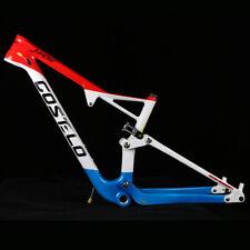 29er Full Suspension Carbon Frame Carbon MTB Frame Mountain Bike Frameset Travel