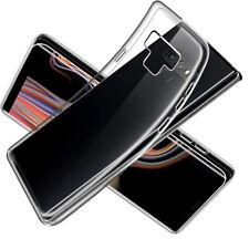Sdtek Gel caso para Samsung Galaxy Note 9 silicona suave transparente