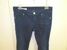 Decree Denim Legging  Jeans  Modern Skinny  Dark Wash  Size 7 NWOT    Lot R12