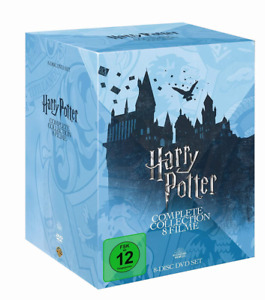Harry Potter: The Complete Collection [DVD]