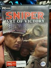 Sniper 2 - Art of Victory -  PC GAME - FREE POST *