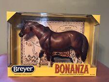 "BREYER HORSES - ""SPORT"" - ADAM CARTWRIGHT'S HORSE - HOLLYWOOD HEROES SERIES"