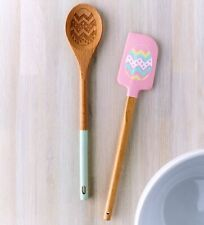 Easter Utensils Set - Spring Holiday Kitchen Cooking Tools - 2 Pieces