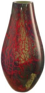 Dale Tiffany AV10766 Stuart Art Glass 16.5 X 9 inch Vase
