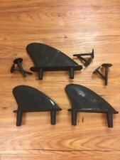 Triple X Soft Top Fin Set - Thruster (Set of three) Fits most all Softboards
