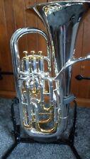 Yamaha Custom 842s Euphonium and Extras
