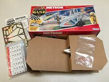 Kenner M.A.S.K. Meteor Complete In Box With Insert Manual Sticker Sheet