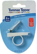 ♥ #R101 - NEW Tommee Tippee Nail Clippers - White