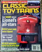 Classic Toy Trains Magazine, # XVI