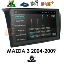 For 2004-2009 Mazda 3 9'' Android 10 Car Radio Stereo Navi GPS Canbus BT 32GB+Ca
