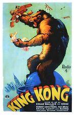 16mm KING KONG (1933). B/W Film Feature Film.