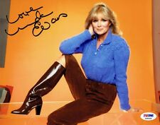 Linda Evans Signed Dynasty Authentic Autographed 8x10 Photo PSA/DNA #X98658