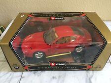 Bburago 1992 Ferrari 456 GT (red) 1/18