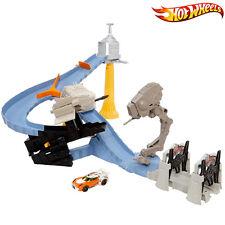 Hot Wheels CLM24 Pista Auto Macchine Circuito Factory Takedown Star Wars