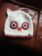 Lipsy Owl Winter Hat. Ladies
