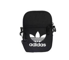 Adidas Originals Big Logo Festival Crossbody Bag Coachella Black White