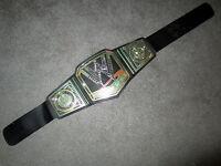 SHAWN MICHAELS Autographed SIGNED WWE Championship Title Belt w/COA PROOF HBK