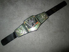 SHAWN MICHAELS Autographed SIGNED WWE Championship Title Belt w/COA PROOF HBK