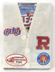 *New and OOP* Grease - Rockin Rydell Edition - Rydell Sweater Cover - Free Ship!