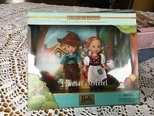 BARBIE KELLY TOMMY DOLL HANSEL 7 GRETEL  2nd IN THE COLLECTION 1999 NRFB
