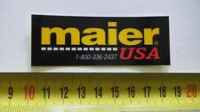 MAIER USA QUAD ATV ADESIVO STICKER JET SKI SEA DOO PWC RACING GRAFICA