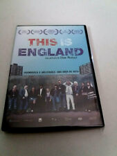 "DVD ""THIS IS ENGLAND"" COMO NUEVO SHANE MEADOWS STEPHEN GRAHAM TOMAS TURGOOSE"