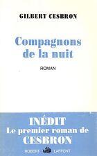 GILBERT CESBRON COMPAGNONS DE LA NUIT + PARIS POSTER GUIDE